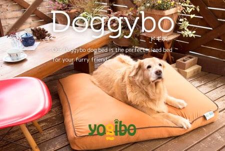 犬用のヨギボーベッド