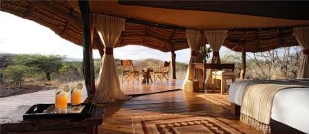 safari-glamping グランピング施設