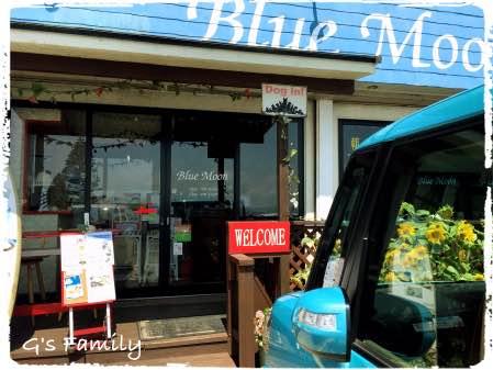 三浦海岸ドッグカフェ ブルームーン