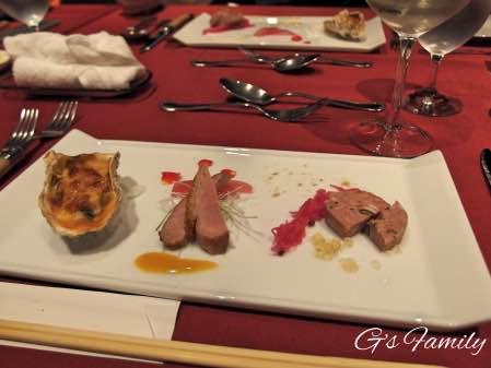 ドッグリゾートワフ山中湖 犬 夕食 レストラン