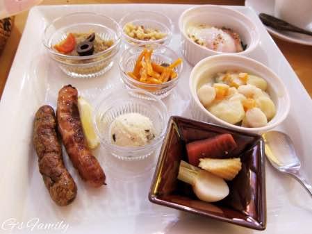 四季の蔵 伊豆 別邸COCORO 朝食