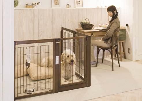 コーナーゲート サークル 大型犬