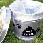 犬用ウンチが臭わない袋BOSが便利! 消臭付きゴミ箱も【ペットシーツ・ウンチの臭い対策】