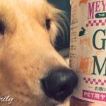 犬に栄養満点ヤギミルク(ゴートミルク)を。牛乳と違って、たった30分で消化できる!