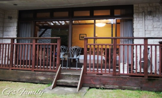 軽井沢ジャルディーノ宿泊ブログ3