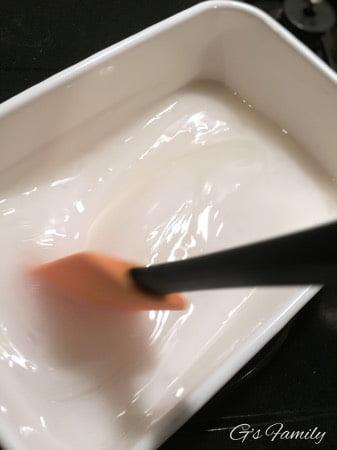 犬の葛湯レシピ