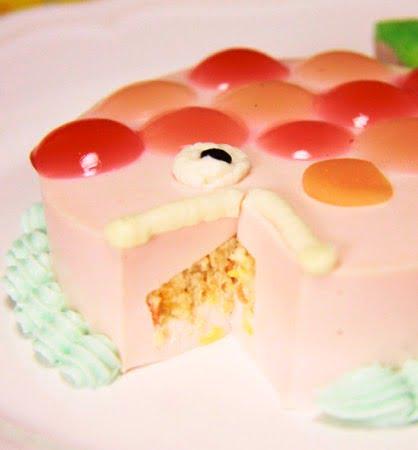 犬用お誕生日ケーキ鯛