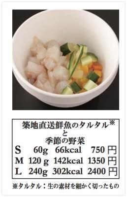 レジーナリゾート蓼科犬の食事メニュー