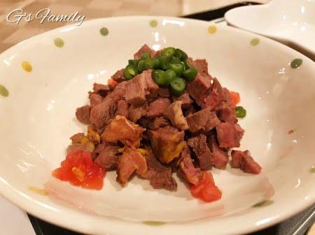 三浦海岸アレーナの犬ごはん牛肉