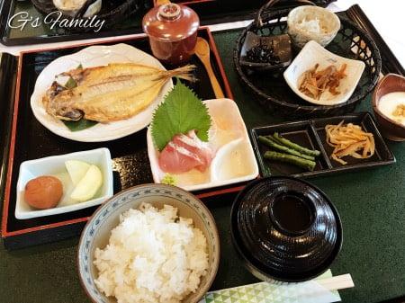 三浦海岸アレーナの朝食