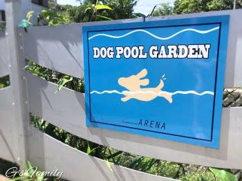 三浦海岸アレーナのドッグプール