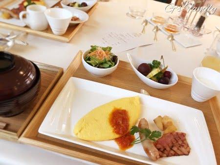 レジーナリゾート蓼科の朝食