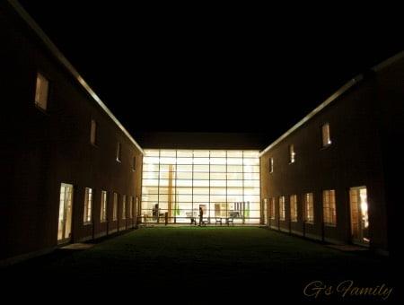 レジーナリゾート蓼科の夜ラン