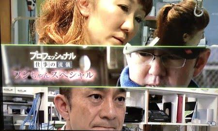 NHKプロフェッショナル仕事の流儀・犬