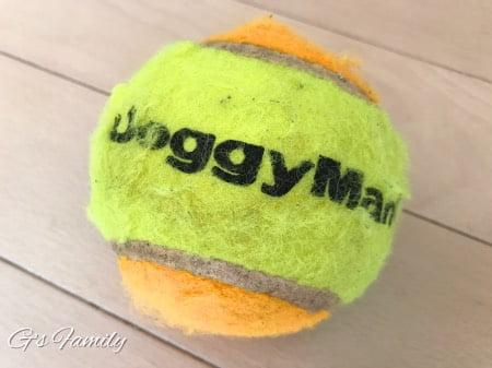 ドギーマンのボール