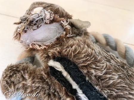 ハンター犬用鳥のおもちゃモモンガ