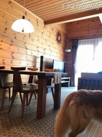 カーロフォレスタ・エルフォ 山中湖のお部屋