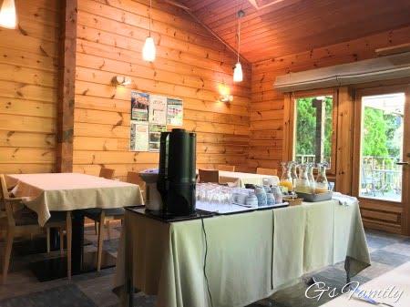 カーロフォレスタ・エルフォ 山中湖のレストラン