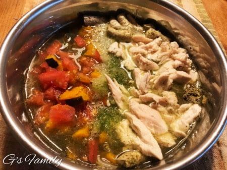 大型犬の手作りご飯(セナごはん)
