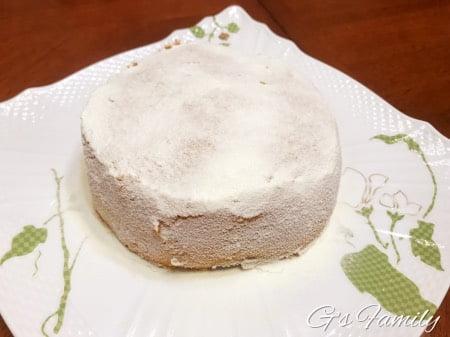 犬のお誕生日ケーキ作り方(鹿肉)