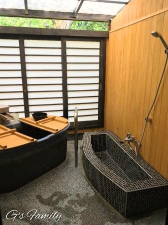 カーロリゾート鬼怒川湯わんの犬用風呂