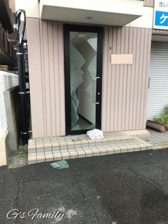 台風15号の被害(東京)