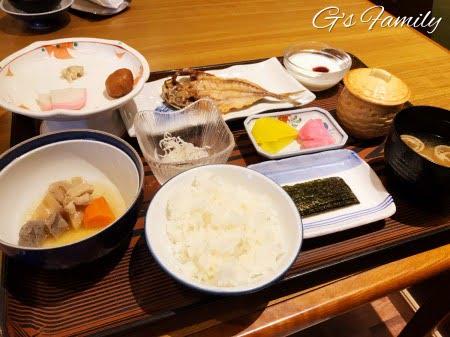 元箱根ルチアの朝食