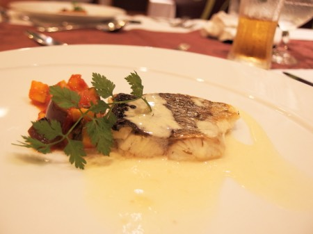 元箱根ルチアの夕食