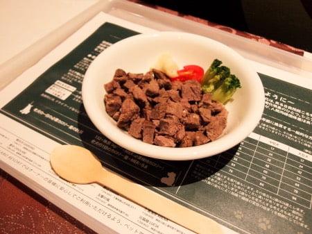 元箱根ルチアの犬ご飯