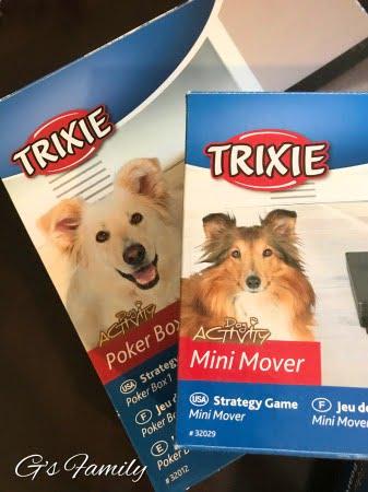 TRIXIE(トリクシー)犬の知育トイ