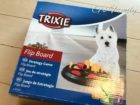 TRIXIE(トリクシー)犬の知育トイflip-boardレベル2
