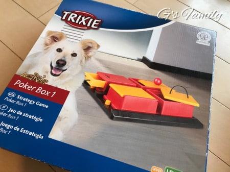 TRIXIE(トリクシー)犬の知育トイポーカーbox