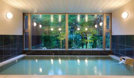 レジーナ箱根仙石原の温泉大浴場