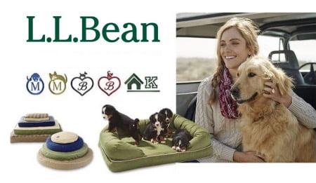 L.L.Bean(エルエルビーン)のドッグベッド